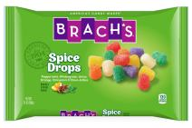 Brach's Spice Drops Candy, 24 Ounce Bag, Pack of 6