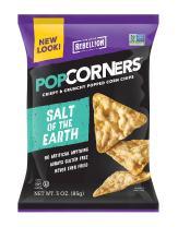 Popcorners (Salt of the Earth Sea Salt, 3 oz--Pack of 6)