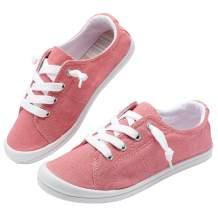 Ataiwee Little Big Boys Girls Sneaker, Kids Toddler Canvas Comfy Slip on Shoes(Toddler/Little Kid/Big Kid)