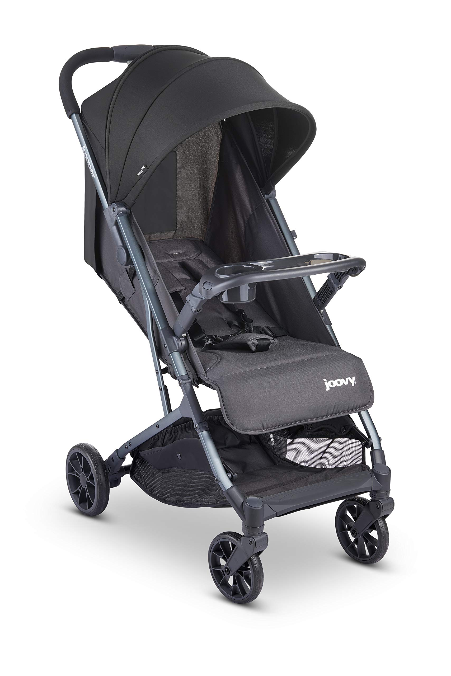 Joovy Kooper Stroller, Forged Iron