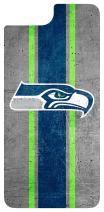 OtterBox NFL Alpha Glass Series Screen Protector for iPhone 8 Plus/7 Plus/6s Plus/6 Plus (ONLY) - Retail Packaging - Seattle Seahawks
