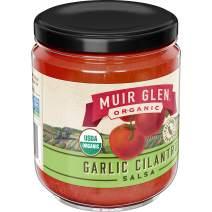 Muir Glen Organic Salsa Garlic Cilantro, 16 oz