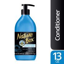 Nature Box Conditioner - for Instant Hydration, with 100% Cold Pressed Coconut Oil, 13 Ounce