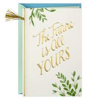 Hallmark Graduation Card (The Future is All Yours)