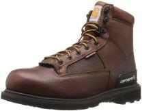 "Carhartt Men's CMW6185 6""Lacetotoe Soft Toe Work Boot"