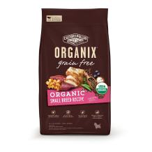 Castor & Pollux Organix Grain Free Organic Small Breed Recipe Recipe Dry Dog Food