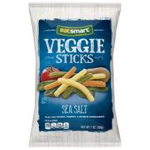 Eatsmart Snacks Veggie Sticks with Potato Tomato & Spinach, 7 Ounce (Pack of 12)