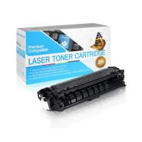 SuppliesOutlet Compatible Toner Cartridge Replacement for HP CE741A / 307A (Cyan,1 Pack)