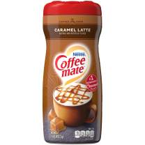 COFFEE MATE Caramel Latte Powder Coffee Creamer 15 oz. Canister (Pack of 3)
