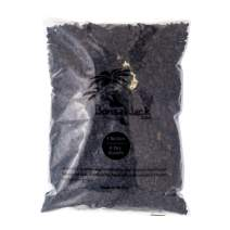 Bonsai Jack - Black 1/4 inch Horticultural Lava Rock Soil Additive for Cacti, Succulents, Plants - No Dyes or Chemicals - 100% Pure Volcanic Rock (1 Gallon)