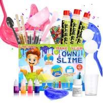 DmHirmg Slime Kit, Original Make Your Own Slime, DIY Slime Making Kits for Girls and Boys
