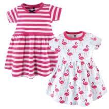 Hudson Baby Baby Girls' Cotton Dresses