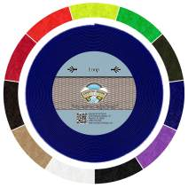 Country Brook Design - Royal Blue Sew On Loop Only (2 Inch, 5 Yards)