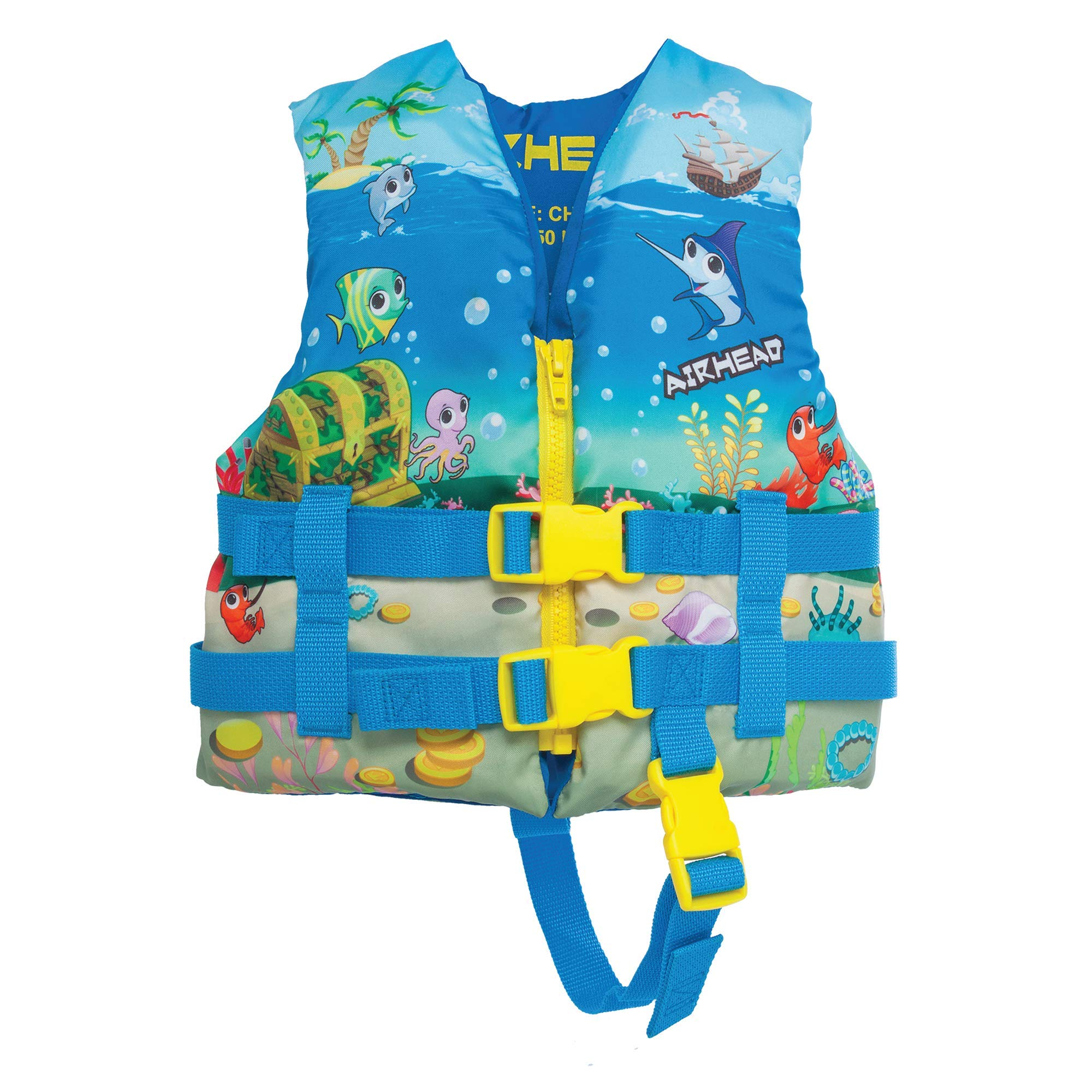 Airhead Treasure Life Vest