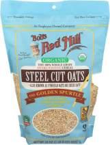 Bob's Red Mill Organic Steel Cut Oats, 24 Oz