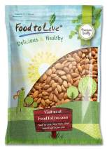 Almonds, 5 Pounds – Kosher, Whole, No Shell, Unsalted, Raw, Bulk