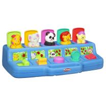 Playskool Poppin' Pals Pop-up Activity Toy for Babies and Toddlers Ages 9 Months and Up (Amazon Exclusive)