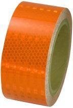 "INCOM Manufacturing: High Intensity Reflective Tape, 2"" x 30', Orange"