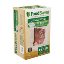 """FOODSAVER GameSaver 11"""" x 16' Vacuum Seal Roll with BPA-Free Multilayer Construction"""