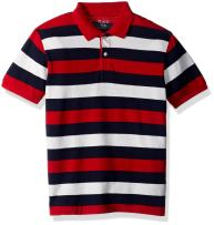 The Children's Place Big Boys' Rugby Striped Top