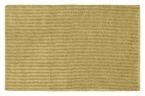 Garland Rug Sheridan Plush Washable Nylon Rug, 24-Inch by 40-Inch, Linen