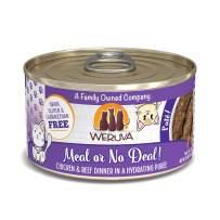 Weruva Classic Cat Patés! Grain-Free Natural Wet Pate Cat Food Cans
