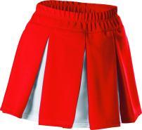 Alleson Women's Cheerleading Multi Pleat Skirt