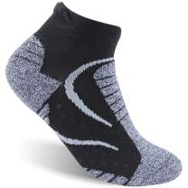 Women's Running Hiking Outdoor Performance Athletic Sport Ankle Cushion Tab Socks