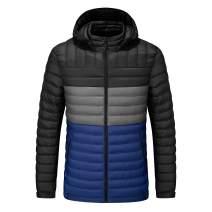 Arsac Women's Portable Sports Puffer Jacket Functional Coat(Plus Fat)