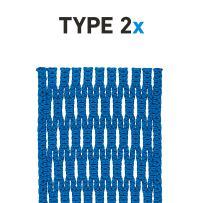 StringKing Type 2X Lacrosse Mesh Piece (Royal Blue)
