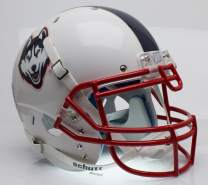 Schutt NCAA Connecticut Huskies On-Field Authentic XP Football Helmet