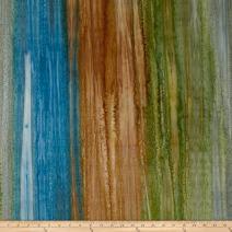 Robert Kaufman Kaufman Artisan Batiks Patina Handpaints Stripes, Yard, Russet
