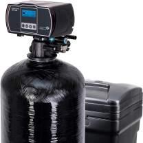 Aquasure Harmony Series Water Softener plus Iron Removal w/Aquatrol Digital Control Head and Premium Grade Fine Mesh Resin (64,000 Grains)
