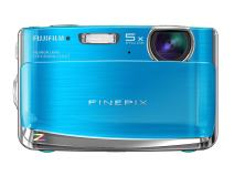 Fujifilm FinePix Z70 12 MP Digital Camera with 5x Optical Zoom and 2.7-Inch LCD (Blue)