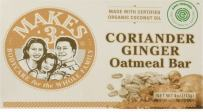 Organic Coriander Ginger Oatmeal Soap 4 Pack - Superfood for the Skin - 100% Handcrafted - Hypoallergic Properties - Great For Dry, Itchy, Irritated Skin - Promotes Healthy Complexion