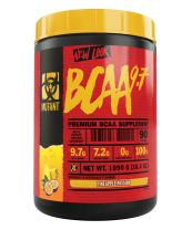 Mutant BCAA 9.7 Supplement BCAA Powder with Micronized Amino Energy Support Stack - 1044 g - Pineapple Passion