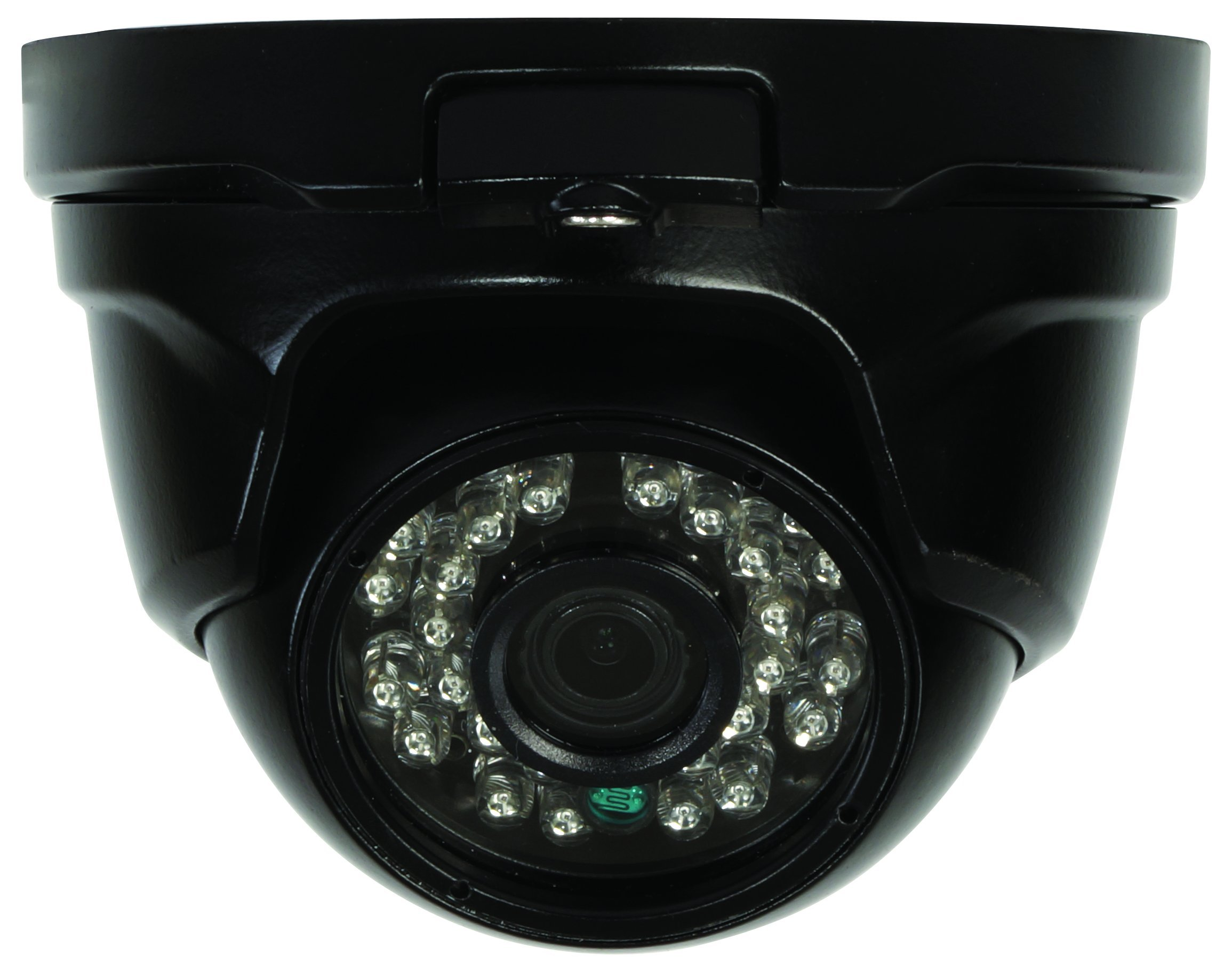 Q-See QTH8056D-2 1080p HD Analog Dome Security Camera 2-Pack (Black)