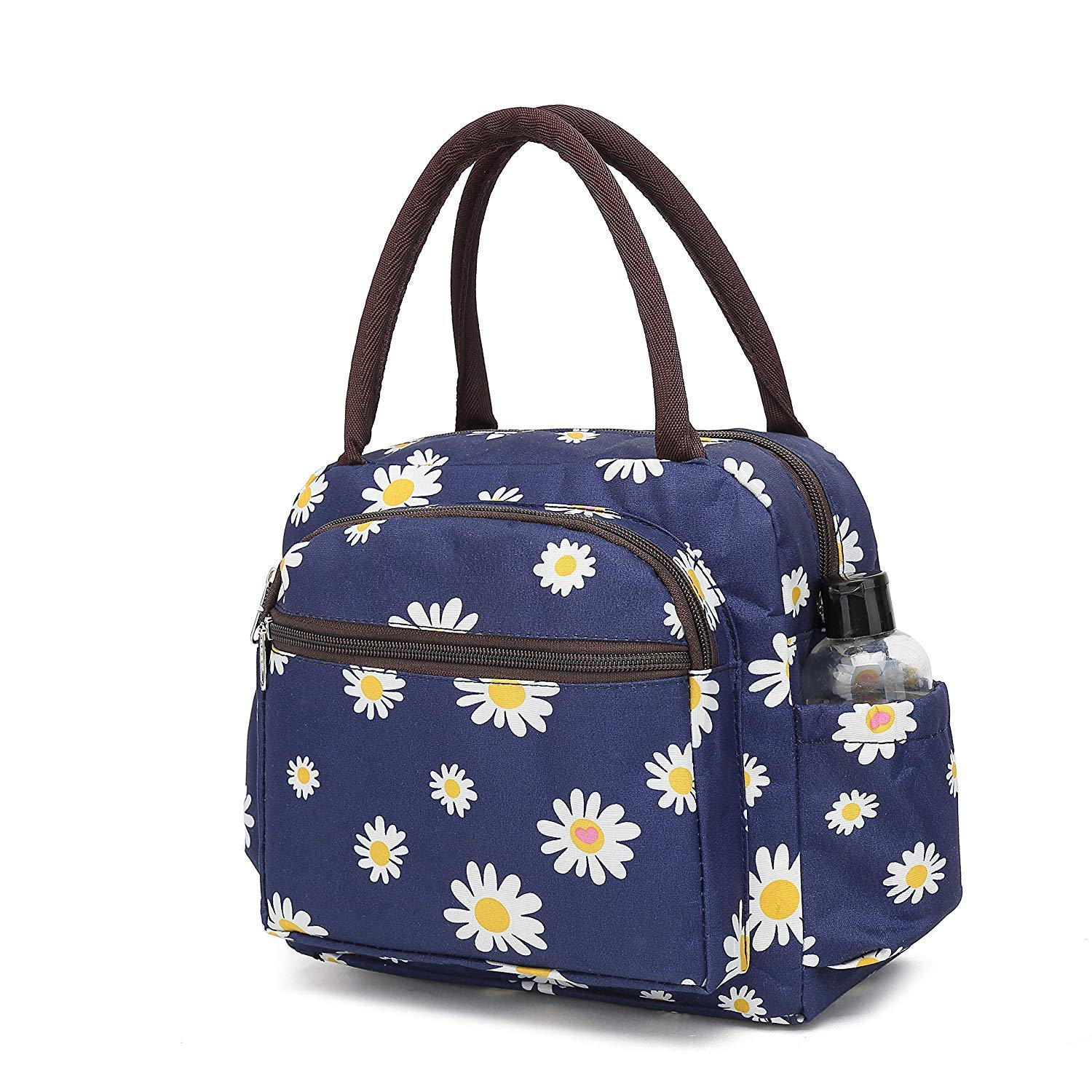 Lunch Bags for Women Men, Gayisic Lunch Tote Bag Lunch Container Holder Water-resistant Leakproof Lunch Box for women/Picnic/Boating/Beach/Fishing/Work