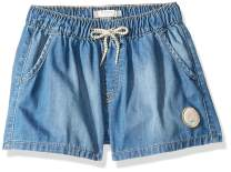 Roxy Women's Big Girls' Honey Sunday Denim Jean Shorts