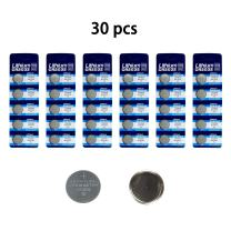 DoDoLightness Battery Lithium CR2032 Button Cell Batteries 3V 30PCS