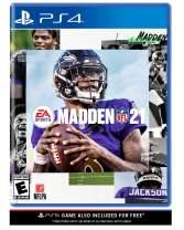 Madden NFL 21 – PlayStation 4 & PlayStation 5