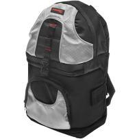 Precision Design PD-BP2 Deluxe Sling Digital SLR Camera Backpack Case (Black/Silver)