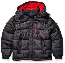 Vertical '9 Boys' Bubble Jacket (More Styles Available)
