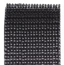 """3M Dual Lock Reclosable Fasteners  Heavy Duty Industrial Use  Black  SJ3551  1/2"""" x 50 yd Roll  Indoor/Outdoor Use  Great for Metal, Glass, Acrylic, PC, ABS"""