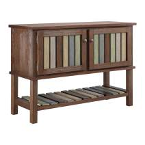 Ball & Cast Cabinet Sofa Table, Sizes, Multi Colors