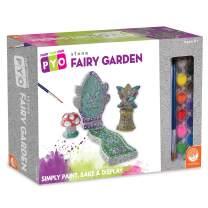 MindWare Paint Your Own Stone Set: Fairy Garden