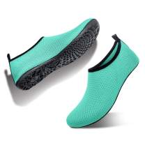 Starry Earth Water Shoes Womens and Mens Barefoot Quick-Dry Aqua Yoga Socks for Swim Water Sport