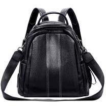 ALTOSY Women Leather Backpack Purse Fashion Ladies Shoulder Bags Travel Bag