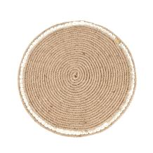 SARO LIFESTYLE Placemat, 15-Inch, Natural 4 Pieces