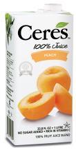 Ceres Juices Peach Juice, 33.8 oz